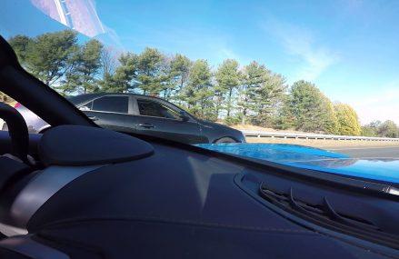 Dodge Viper Headers at Wiscasset Raceway, Wiscasset, Maine 2018