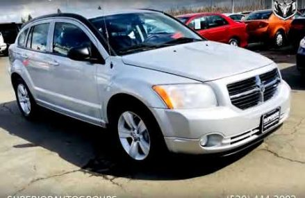 Dodge Caliber Fuel Economy in Katy 77492 TX USA
