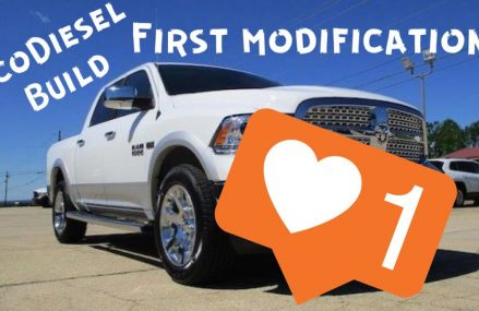 Ram 1500 EcoDiesel Build FIRST MODIFICATIONS! Edge Insight CTS2 Review Place 20405 Washington DC