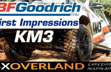 BFGoodrich KM3 – FIRST IMPRESSIONS – BFG's new mud tire For New Haven 6506 CT