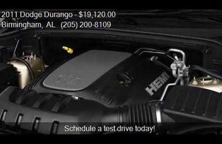 2011 Dodge Durango Citadel 4dr SUV for sale in Birmingham, A Brownsville Texas 2018