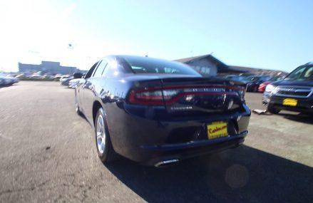2015 Dodge Charger SE   Jazz Blue Pearlcoat   FH861853   Tacoma   Kent   From 24412 Bacova VA