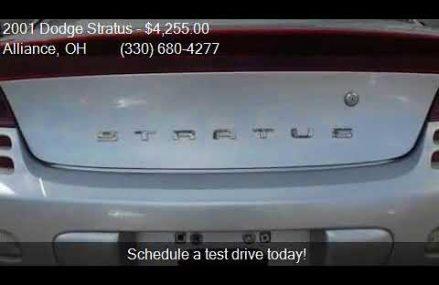 2001 Dodge Stratus R/t 3.0l Coupe, Port Arthur 77643 TX