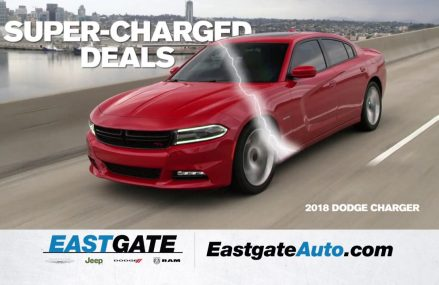Surge into Savings with Eastgate Dodge Chrysler Jeep Ram! Local 59756 Warm Springs MT