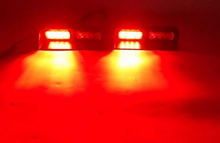 Dodge Caliber License Plate Light in Lewisville 75077 TX USA