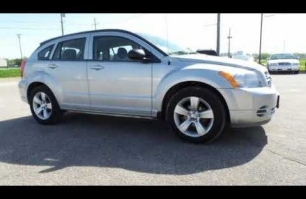 Dodge Caliber Trim at Pineland 75968 TX USA