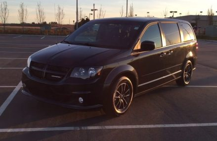 2017 Dodge Grand Caravan GT Review Local Nashville 37222 TN
