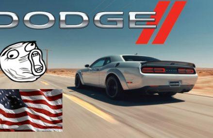 Dodge Viper Logo in Seekonk Speedway, Seekonk, Massachusetts 2018