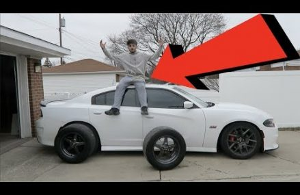 WASTING $2000 ON WHEELS AND TIRES (DAD IS MAD!) From 36003 Autaugaville AL