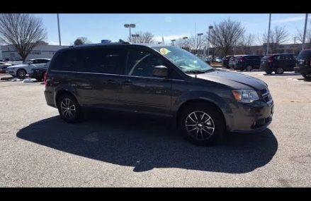 2017 Dodge Grand Caravan Clarksville, Annapolis, Rockville, MD PG7206 From Martinsville 45146 OH