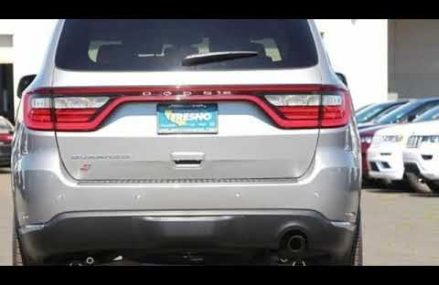 New 2019 Dodge Durango Fresno, CA #9D5023 Killeen Texas 2018