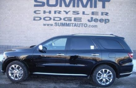 SOLD! 7T263A 2017 USED DODGE DURANGO CITADEL AWD NAV QUADS FOND DU LAC $39,499 www.SUMMITAUTO.com Baton Rouge Louisiana 2018