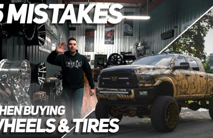 5 MISTAKES When Buying Wheels & Tires Area Near 41267 Warfield KY