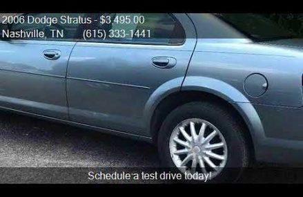 2006 Dodge Stratus Sxt 2.4l – Saint Paul 55126 MN
