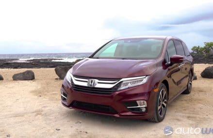 Best Van: 2018 Honda Odyssey – AutoWeb Buyer's Choice Award Winner Near Margaret 35112 AL