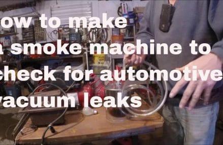 Dodge Stratus Evap Leak – San Jon 88434 NM