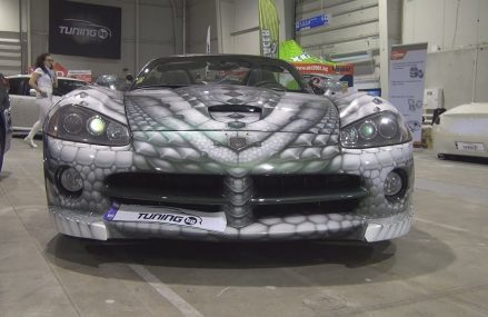 Dodge Viper Price at Stateline Speedway, Post Falls, Idaho 2018