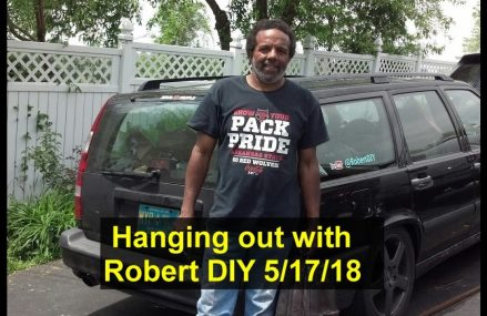 Dodge Dakota AC service, junkyard run, stuck hood info, etc. HOWR Oxnard California 2018