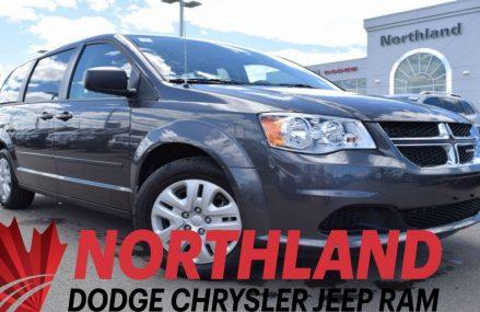 Walk Around 2017 Dodge Grand Caravan SXT | Northland Dodge | Auto Dealership in Prince George BC From Mount Ephraim 8059 NJ