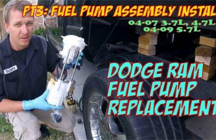 Dodge Ram Fuel Pump Pt 3 Bridgeport Connecticut 2018