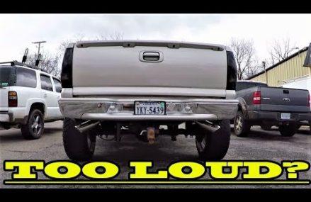 True Dual Exhaust With An X-Pipe 5.3 Silverado Zip Area 55780 Sawyer MN