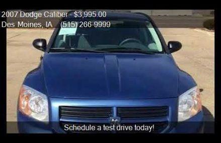 Dodge Caliber Maintenance Schedule Near Sandy 78665 TX USA