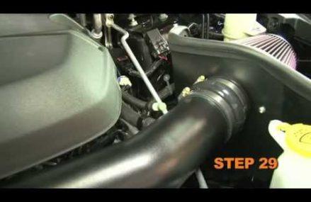 2011-2014 Dodge Durango and Jeep Grand Cherokee 3.6L Air Intake Installation Miami Florida 2018