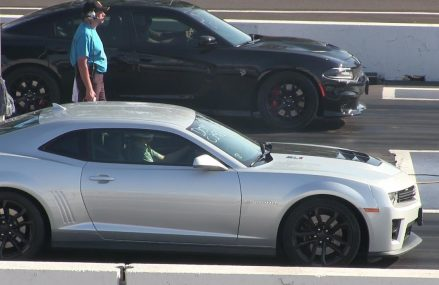 Dodge Viper Quarter Mile Time Near Kansas City International Raceway, Raytown, Missouri 2018