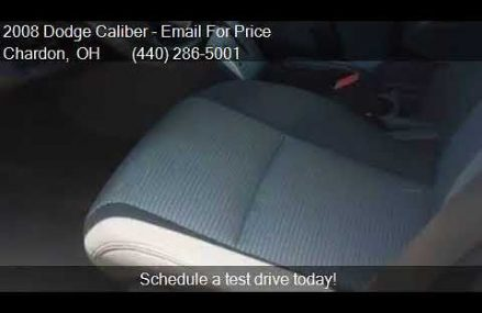 Dodge Caliber Xlt 2008 in Mcallen 78501 TX USA