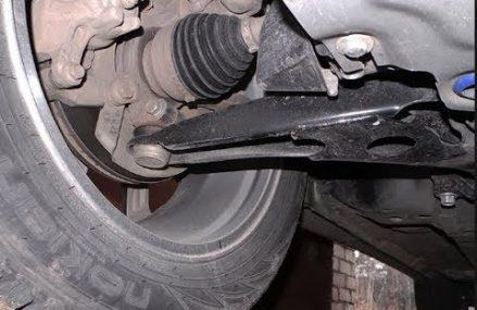 Dodge Stratus Front End Noise – North Smithfield 2896 RI