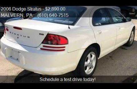 2006 Dodge Stratus For Sale in Oklahoma City 73150 OK