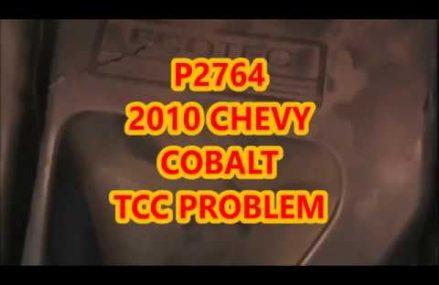 2010 chevy cobalt P2764 Local Miami 33122 FL