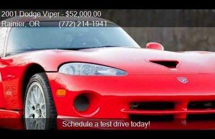 Dodge Viper Acr For Sale Near Las Vegas Motor Speedway, Sunrise Manor, Nevada 2018