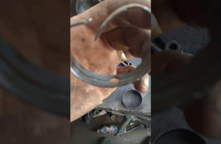 Falta de lubricación de aceite dela cabeza interior de Dodge Caravan 97 3.3 Near Mattson 38758 MS