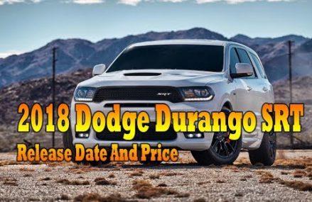 2018 Dodge Durango srt Release Date Waco Texas 2018
