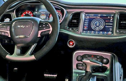 Dodge Challenger (2019) Interiors – R/T, SRT Hellcat, SRT Redeye Now at 17501 Akron PA