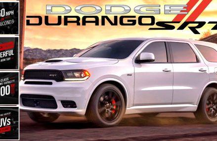 2018 Dodge Durango SRT | King of all SUVs! | Miami Lakes, FL St. Louis Missouri 2018
