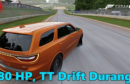 Forza Motorsport 7: Twin Turbo, 980 HP, Dodge Durango SRT DRIFT BUILD Las Vegas Nevada 2018