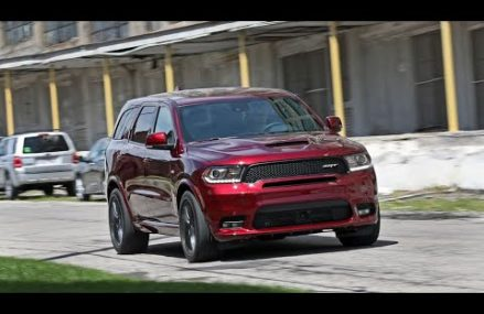 Everything you need to know about the 2019 Durango SRT (specs) North Las Vegas Nevada 2018