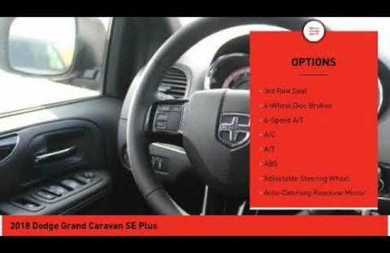 2018 Dodge Grand Caravan Ellisville Missouri DM4912 at Marienville 16239 PA