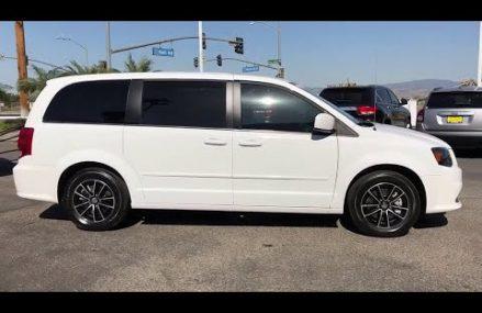 2017 Dodge Grand Caravan Santa Ana, Anaheim, Orange, Fullerton, Puente Hills, CA RD12481 Near Lynnwood 98036 WA