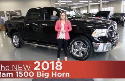 New 2018 Ram 1500 Big Horn – Minneapolis, Elk River, Coon Rapids, St Paul, St Cloud, MN | Review Local Area 28590 Winterville NC