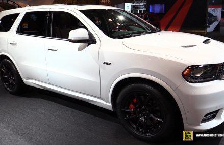 2017 Dodge Durango SRT – Exterior and Interior Walkaround – Debut at 2017 Chicago Auto Show Tucson Arizona 2018