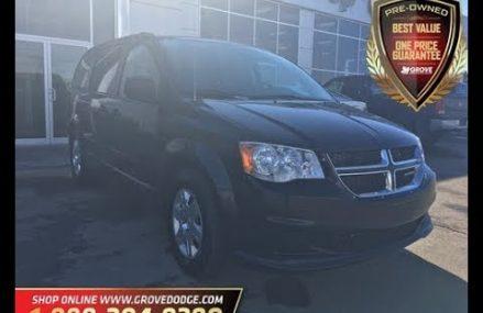 2012| Dodge| Grand Caravan| SE| Cloth| Remote Start| CD Player| Grove Dodge Local Lucerne 80646 CO