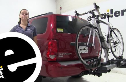 Thule  Hitch Bike Racks Review – 2008 Dodge Durango – etrailer.com Columbus Ohio 2018