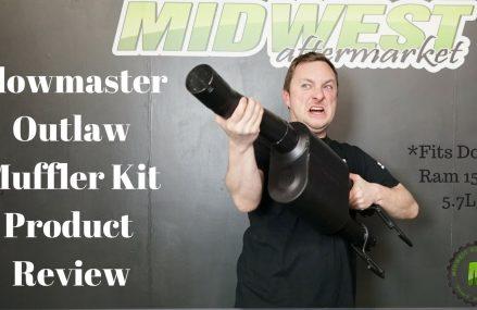 Flowmaster Outlaw Direct Fit Muffler Kit for Dodge Ram 1500 Near 96786 Wahiawa HI