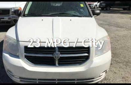 Dodge Caliber Sxt From Barnhart 76930 TX USA