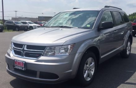 2018 Dodge Journey SE AWD | Nemer CJDR of Queensbury | 18447 From New York City 10104 NY