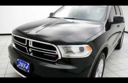 Used 2014 Dodge Durango Oshkosh WI Sheboygan, WI #B8558XA – SOLD Garland Texas 2018