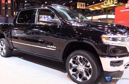 2019 Dodge RAM 1500 Limited – Exterior Interior Walkaround – 2018 Chicago Auto Show Local Area 41668 West Prestonsburg KY